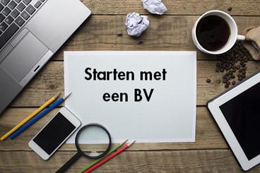 Wel Of Geen Bv.Starten Met Je Bv Platform Voor Startende Ondernemers